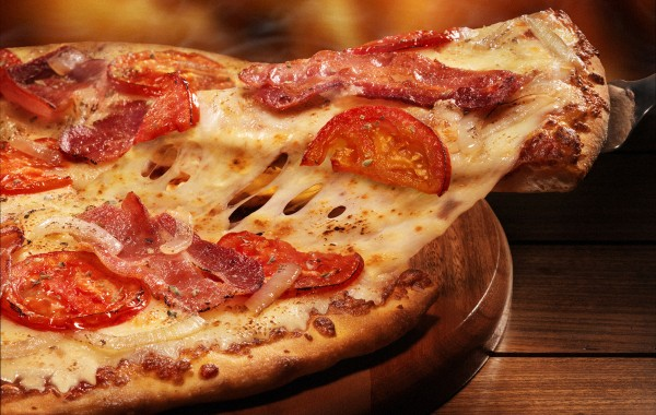 Show de pizza